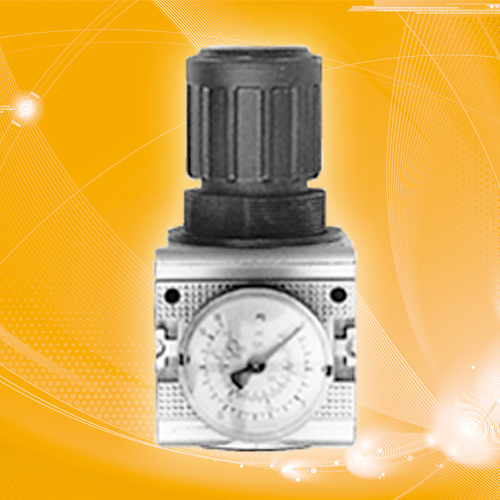 Pressure regulator valve for airmotors